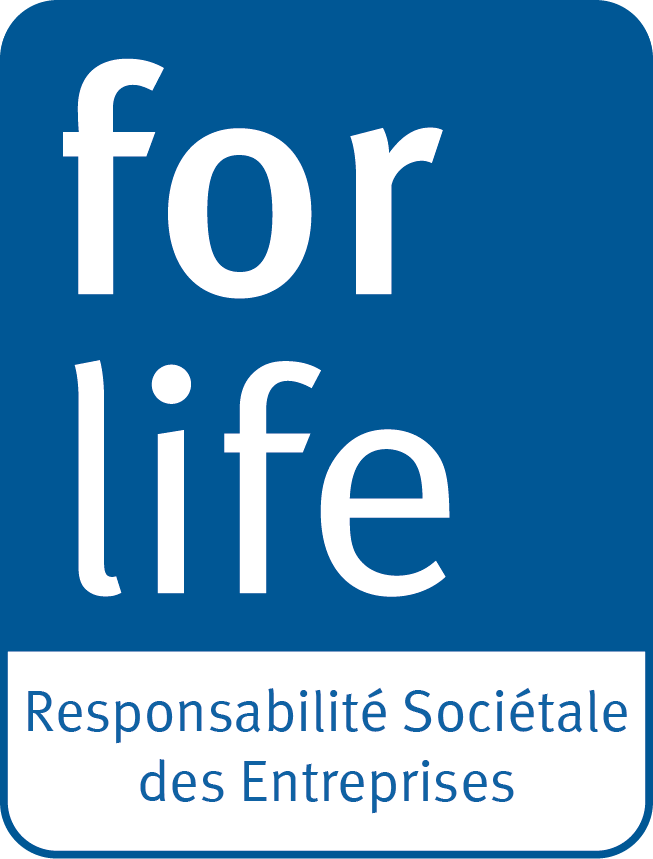 for life RSE ECOCERT